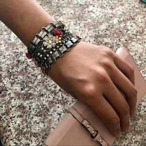 Juicy Couture | layered bracelet